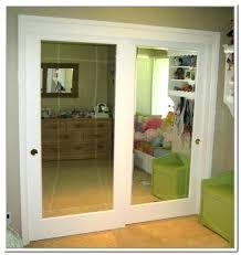 closet door replacement ideas mirror doors cool replacing