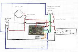 nb wiring diagram schematic color back to momentary switch i am going to be using a 18650 intead of the 18500 just hope the nb is still available by the time i am able to order it