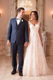 Stella York 6649 Tafttule Svatba V Roce 2019 Svatební šaty
