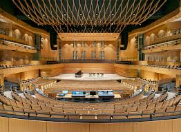 Performance Hall Design Liberty University School Of Music Concert Hall Vmdo
