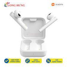 Tai nghe Bluetooth True Wireless Xiaomi Earphones 2 Basic BHR4089GL  TWSEJ08WM - Hàng chính hãng - Tai nghe Bluetooth nhét Tai