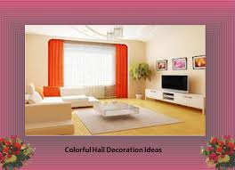Colorful Wall Decoration Ideas