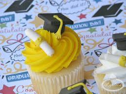 Graduation Cupcakes Tutorial How To Make Graduation Cupcake Toppers