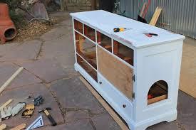 cat litter box furniture diy. Hidden Kitten Litter Bin. Diy Box CoverCat Cat Furniture