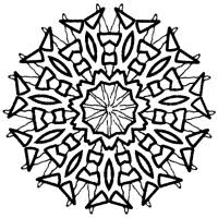 Small Picture Kaleidoscope Coloring Pages FamilyFunColoring