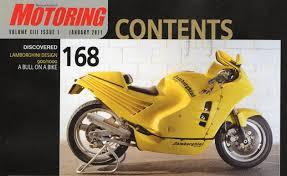 lamborghini motorcycle by boxer bikes
