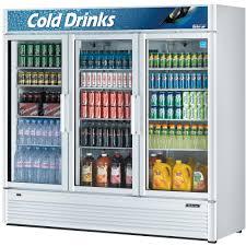 Glass Refrigerator Commercial Glass Door Refrigerator Glass Door Merchandiser