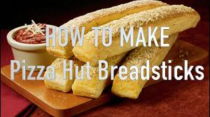 How To Make Pizza Hut Breadsticks Short Hellthyjunkfood Youtube