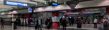 Cta Vending Machine Locations Cool Rapid Transit Trains To Chicago Airports O'Hare Midway CTA