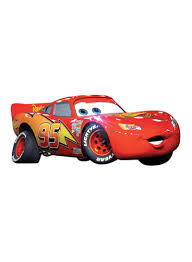 Lighting Mcqueen Stickers Shop Roommates Disney Pixar Cars Lightning Mcqueen Giant Wall Decal Red Online In Dubai Abu Dhabi And All Uae
