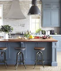 gorgeous gray and blue inspired kitchen cabinets 7 kitchen cabinet paint color