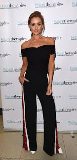 Corrie\u0027s Catherine Tyldesley flashes her slender pins | Daily Mail ...