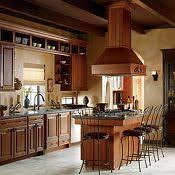 Cabbott Cherry Macaroon kitchen by Thomasville Cabinetry ...