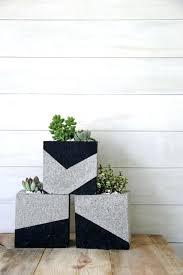 vertical painting exterior concrete paint for cinder blocks painted block planters interior design ideas painting basement walls