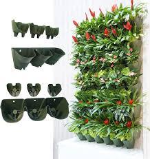 self watering vertical planter kit