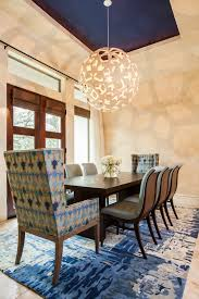 large dining room light. Large Modern Dining Room Light Fixtures In Globe Shape Over A Wooden Table And Bohemian Chairs Rug Boho Chic Area N