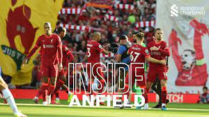 Inside Anfield: Liverpool 1-1 Chelsea | Salah nets a penalty in incredible  atmosphere - YouTube