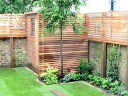 garden fence screening best privacy ideas on screen pertaining to screens