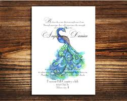 peacock invitations peacock wedding invitation 15 psd jpg indesign format download