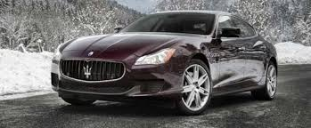 Maserati Quattroporte Side Medium View