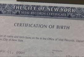 Birth Certificate Nyc Blog Apostille247 Online Apostille Services