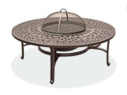 fire pit table round coffee table fire pit patio set fire pit table