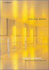 releases anyone corporation public intimacy architecture and the visual arts by giuliana bruno preface by anthony vidler giuliana