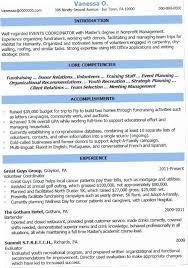 Event Planning Resumes Impressive Event Coordinator Resume Sample CPBZ 48 Sample Event Coordinator