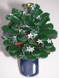 Tutorials And Tips Link Party 37 Tree Craft Pine Cones Pine Cone Christmas Tree Craft Project