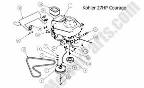 kohler command 27 engine diagram Bad Boy Wiring Diagram Zero Turn Mower