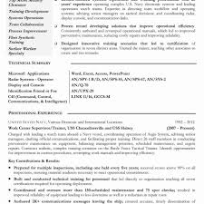 Military Resume Military Resume format Lovely Army Resume Sample] Army Resume 54