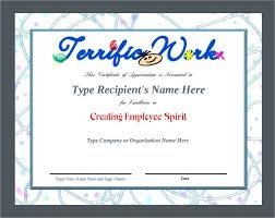 Certificate Of Appreciation Templates Free Download Nice Editable Certificate Of Appreciation Template Example With