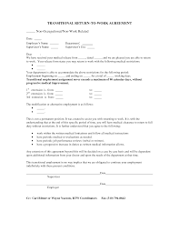 Return To Work Medical Form Best Photos Of Medical Release Back To Work Work Release Form From 13