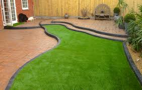 fake grass for patio best of everything you need to know about artificial grass