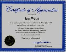 Volunteer Certificate Of Appreciation Templates Certificate Of Appreciation Templates For Word Certificate Template