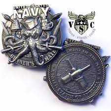 Gunners Mate Rate Us Navy Coin