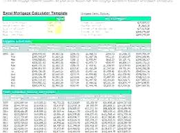 Mortgage Extra Payment Mortgage Calculator Extra Payment Excel Mortgage Formula In Excel