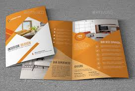 Interior Design Brochure Template Unique Interior Brochure Design Toddbreda