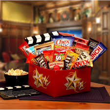 gift basket dropshipping it s a red box night gift box w red box gift card
