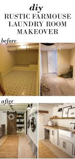 Simple Laundry Room Makeovers 25 Best Basement Laundry Rooms Ideas On Pinterest Basement