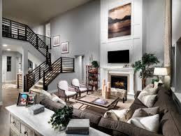 A Model Of Success - Model homes interior design
