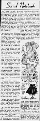 Social Notebook: Larsen-Foertsch Marriage Approaching - Newspapers.com