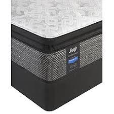 pillow top mattress queen. Sealy Response Performance\u0026trade; McCann Plush Pillowtop Queen Mattress Pillow Top Mattress Queen