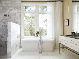 Bathroom Window Curtains Style | Inspiration Home Designs