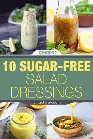 Splenda asian sugar free dressing recipe