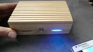diy bluetooth speaker for 5 portable with battery charger test