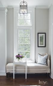 Nine Fabulous Benjamin Moore Warm Gray Paint Colors - laurel home interior  design by James Thomas fabulous architectural detailing mouldings warm gray  paint ...