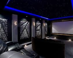 Home Theatres Designs Interesting Decorating