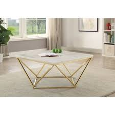 faux marble coffee table. Mccann Faux Marble Coffee Table U