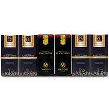 According to nutrients, black coffee may play a role in cognitive function. Amazon Com 2 Box Organo Gold Gourmet Black Coffee 4 Box Nugano Premium Gourmet Black Coffee Grocery Gourmet Food